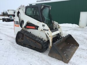 BOB CAT T190 ONLY 1250 Hours On Sale to end of month only!