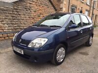 RENAULT MEGANE SCENIC 1.4 AUTHENTIQUE LONG MOT FIRST TO SEE WILL BUY