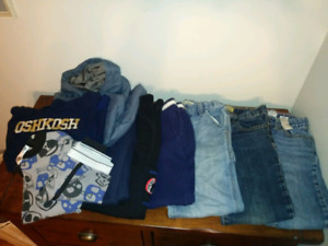Size 6 Boys Clothing Lot