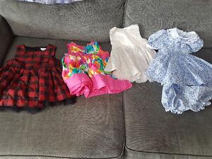 5 dresses new,  never worn