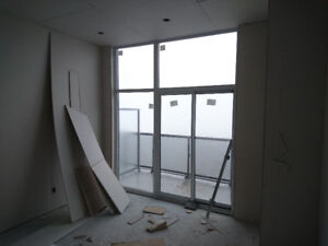Drywall indtaller / steel stud framing / insulation