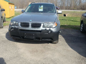 2005 bmw x3 3.0L EXTRA CLEAN !!CERTIFIED!! !!FINANCING!!