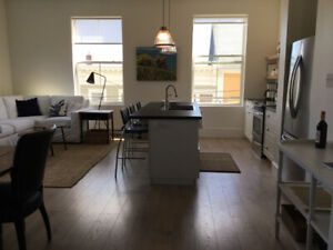 Furnished Two bedroom Apartment downtown Lunenburg