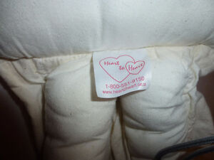 Heart to Heart Baby Sling / Carrier - Good Used Condition Kingston Kingston Area image 2