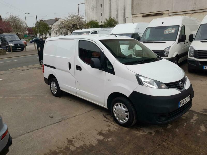 d64832e443 2013   62 PLATE Nissan NV200 1.5dCi ( 89bhp ) ( Euro 5 ) SE NO ...