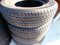 14-inch summer tires Toyo brand, extensa, P205/75/R14.Asking $19