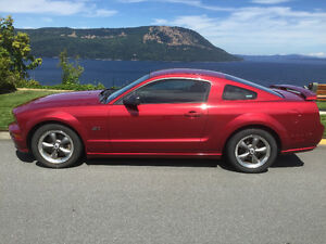 2006 Ford Mustang GT- Burgundy Red