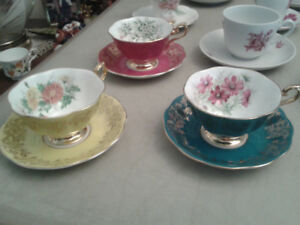 Royal Albert tea cup and plate