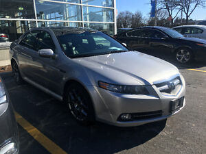 2008 ACURA TL TYPE S, VERY CLEAN, RARE, AUTOMATIC, CERTIFIED