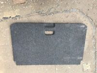 Vauxhall Corsa D/E false floor boot shelf