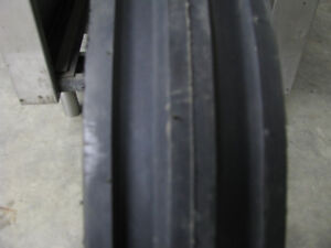 front tractor tire