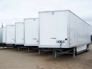 BRAND NEW 2020 HYUNDAI TRAILERS TENDEM DRY VAN FOR SALE 10 UNITS