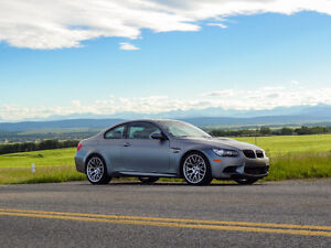 2011 BMW M3 ZCP Competition Package Coupe (2 door) 6MT