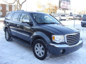 2009 Chrysler Aspen Hybrid LTD, HEMI Engine, 7 Passenger, $9950