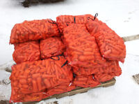 Horse carrots washed, delivered and other veggies Orillia Feb 20