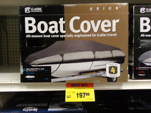 Orion Boat Cover 17-19'