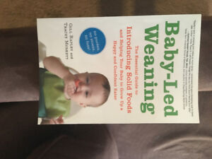 Book - Baby Led Weaning