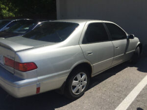 Toyota Camry 2001 LE model w/ac for sale
