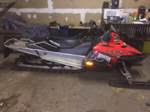 "Polaris Dragon 800, 163"" New Engine"