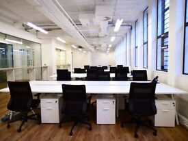 ●(Liverpool Street-EC2A) Modern & Flexible - Serviced Office Space London!‎