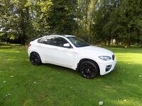 2012 BMW X6 3.0TD ( 245bhp ) 4X4 Auto xDrive30d netherton cars