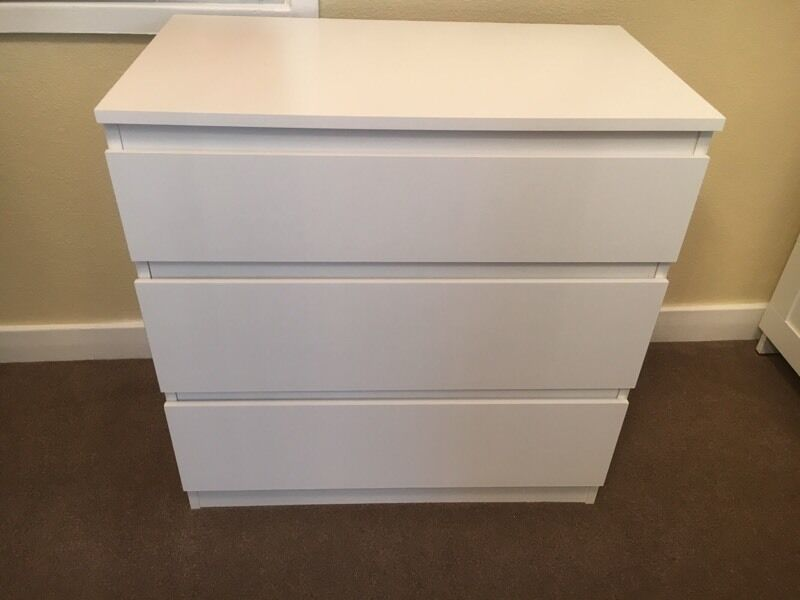 ikea kullen 3 chest of drawers in rainhill merseyside. Black Bedroom Furniture Sets. Home Design Ideas
