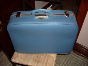 Mid-century luggage