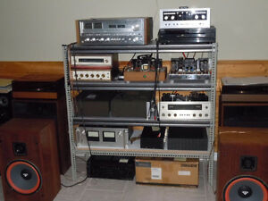 AUDIO EQUIPMENT REPAIRS & RESTORATION