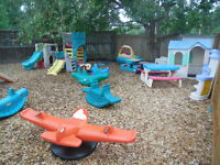 FRENCH IMMERSION daycare Dorval garderie $7,55 preschool 1à5 an