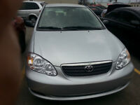 2005 Toyota Corolla Sedan, Certified.