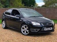 2006 06, Ford Focus 2.5 ST-3 225 ST3 3 Door Hatchback + HEATED LEATHER