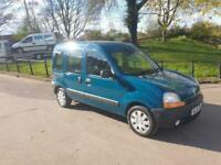 Renault Kangoo 1.4 2002 Authentique wheelchair access