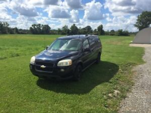 2005 Chevy Uplander for sale