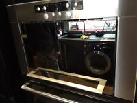 Whirlpool built in microwave