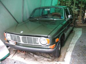 Rare 1970 Volvo 142 Sedan GT for sale