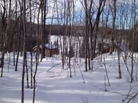 Accès, Lac Forget, 4.96 acres / Access, Lac Forget on 4.96 acres Laurentides Québec Preview