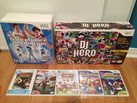 Cheap WII GAMES and ACCESSORIES