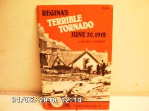 Book on Regina Tornado
