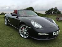 Porsche Boxster 24V S Pdk 3.4 2dr Convertible Semi Auto Petrol
