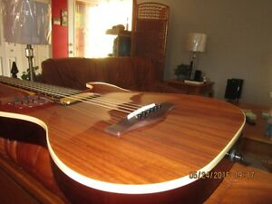 Acousticaster 40th Anniversary edition limiter condition A1