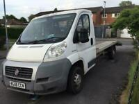 2008 Fiat Ducato 2.3 Multijet Chassis Cab 120 CHASSIS CAB Diesel Manual