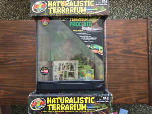 Frog - Toad - Newt - Salamander // STARTER KIT -- All-In-One