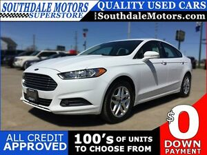 2014 FORD FUSION SE * BLUETOOTH * POWER GROUP * 8-WAY POWER DRIV London Ontario image 1