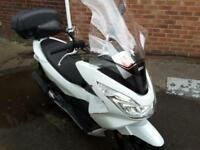 Honda pcx 125 auto drive moped motorcycle scooter only 1599 no offers.