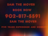 SAM THE MOVER $69 CALL 9028175591 BOOK NOW