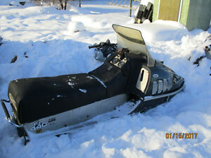 Skidoo Motoski and Skidoo Ta $600.00 for 2