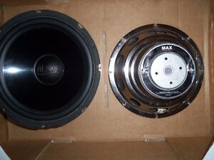 Woofers MAX PENTIVENT 10 inches PV-1030/8