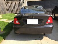 2004 HONDA CIVIC Si   255k KMS   EMISSION AND SAFETY