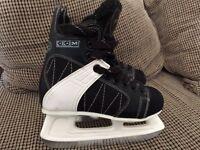 Size 1 hockey skates (CCM)