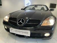 2010 Mercedes-Benz SLK 3.0 SLK300 7G-Tronic 2dr Convertible Petrol Automatic
